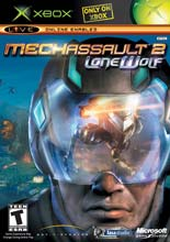MechAssault 2: Lone Wolf