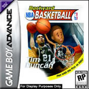 Backyard Basketball GBA