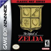 The Legend of Zelda: Classic NES Series