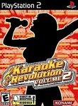 Karaoke Revolution Volume 2 PS2