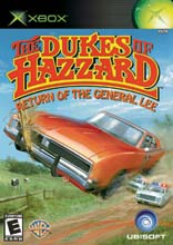 Dukes of Hazzard: Return of the General Lee Xbox
