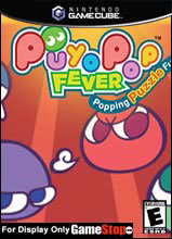 Puyo Pop Fever GameCube