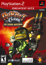 Ratchet & Clank: Up Your Arsenal PS2