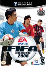 FIFA Soccer 2005 GameCube