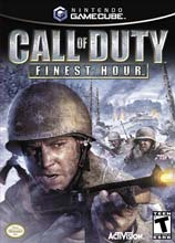 Call of Duty: Finest Hour GameCube