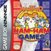 Hamtaro: Ham Ham Games