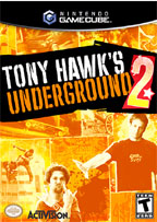 Tony Hawk's Underground 2 GameCube
