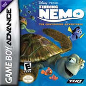 Finding Nemo: The Continuing Adventures