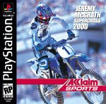 Jeremy McGrath Supercross 2000 PSX