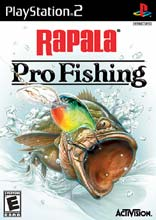Rapala's Pro Fishing PS2