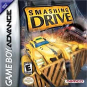 Smashing Drive GBA