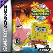 SpongeBob SquarePants: The Movie GBA