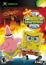SpongeBob SquarePants: The Movie Xbox