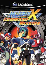 Megaman X Command Mission GameCube