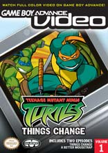 Teenage Mutant Ninja Turtles Vol. 1 GBA