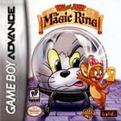 Tom &amp;amp; Jerry: The Magic Ring GBA