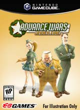 Advance Wars: Under Fire GameCube