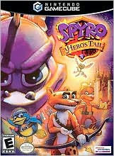 Spyro: A Hero's Tail GameCube