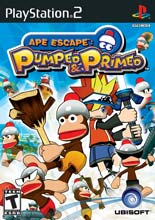 Ape Escape: Pumped and Primed
