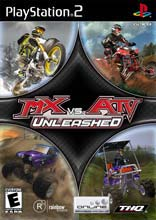 MX vs ATV Unleashed PS2