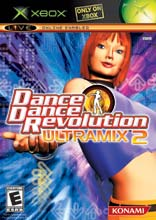 Dance Dance Revolution Ultramix 2 Xbox