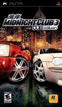 Midnight Club 3: DUB Edition PSP