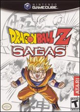 Dragon Ball Z Sagas: Evolution PS2