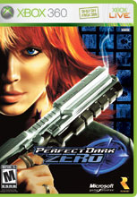 Perfect Dark Zero Xbox 360