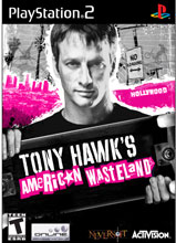 Tony Hawk's American Wasteland PS2