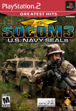 SOCOM 3 U.S. Navy SEALs PS2