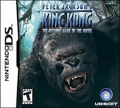 Peter Jackson's King Kong DS