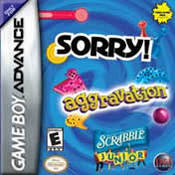 Sorry! / Aggravation / Scrabble Junior