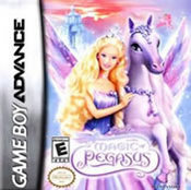 Barbie and the Magic of Pegasus GBA