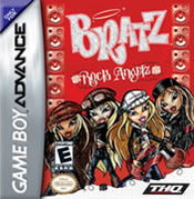 Bratz: Rock Angelz GBA
