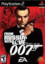 From Russia With Love PS2