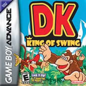 DK: King of Swing GBA