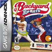 Backyard Sports: Baseball 2007 GBA