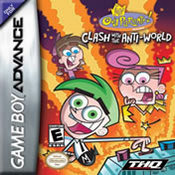 Fairly Odd Parents: Clash with the Anti-World GBA