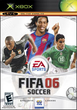 FIFA Soccer 06 Xbox