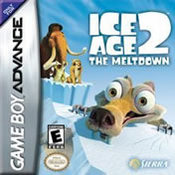 Ice Age 2: The Meltdown GBA