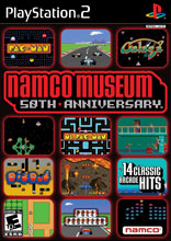 Namco Museum: 50th Anniversary PS2