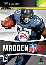 Madden NFL 07 Xbox