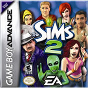 The Sims 2 GBA