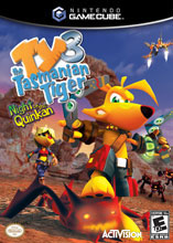 Ty the Tasmanian Tiger 3: Night of the Quinkan GameCube