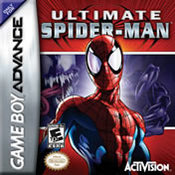 Ultimate Spiderman GBA