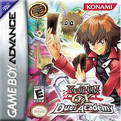 Yu-Gi-Oh! GX Duel Academy