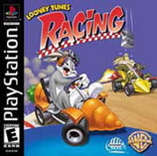 Looney Tunes Racing PSX