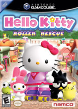 Hello Kitty: Roller Rescue GameCube