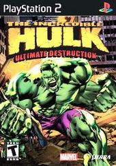 Incredible Hulk: Ultimate Destruction