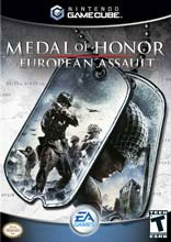 Medal of Honor: European Assault GameCube